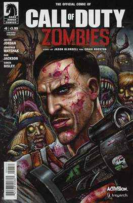 Call of Duty: Zombies (Comic Book) #6
