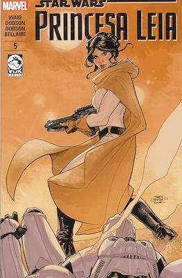 Star Wars: Princesa Leia (Grapas) #5