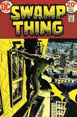 Swamp Thing (1972 1st Series) (Comic Book. 1972 - 1976) #7