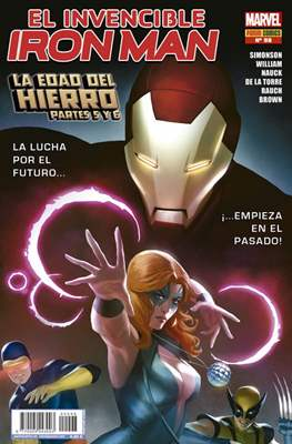 El Invencible Iron Man Vol. 2 (2011-) (Grapa - Rústica) #98
