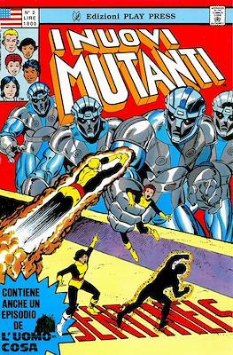 I Nuovi Mutanti (Spillato-brossurato) #2