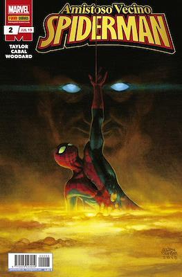Amistoso Vecino Spiderman (Grapa) #2