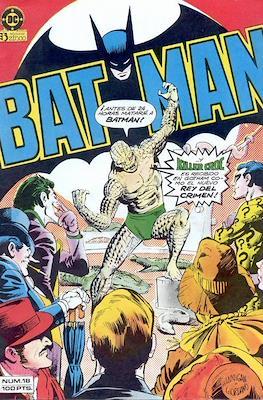 Batman (1984-1985) (Grapa) #18
