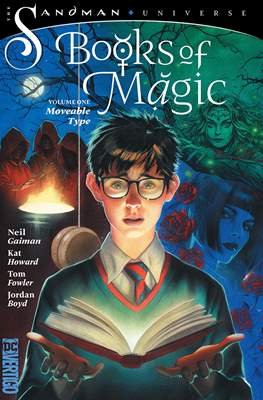Books of Magic Vol. 2 (2018-)