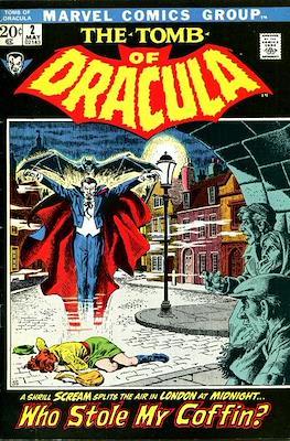 The Tomb of Dracula Vol. 1 (1972-1979) #2