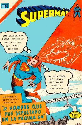 Supermán (Grapa) #1028