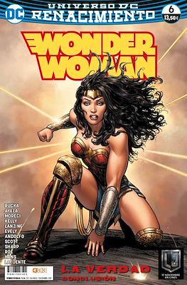 Wonder Woman. Nuevo Universo DC / Renacimiento (Rústica 96-136 pp) #20/06