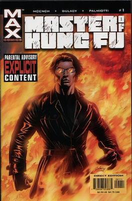 Shang-Chi: Master of Kung Fu (2002-2003) #1