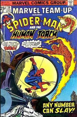 Marvel Team-Up Vol. 1 (Comic-Book) #39