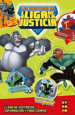 Las aventuras de la Liga de la Justicia #7