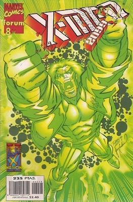 X-Men 2099 A.D. Vol. 2 (1996-1997) (Grapa 24 pp) #8
