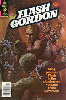 Flash Gordon (Comic-book) #25