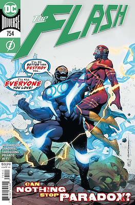 The Flash/Flash Comics (1940-1949, 1959-1985, 2020-) (Comic Book 32 pp) #754