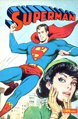 Supermán Librocómic #25