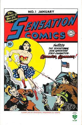 Sensation Comics #1 - Edición 60° Aniversario