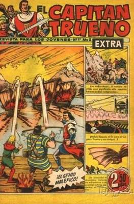 El Capitán Trueno Extra (Grapa, 40 páginas (1960-1968)) #37