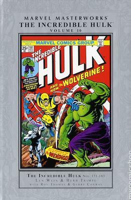 Marvel Masterworks The Incredible Hulk (Hardcover) #10