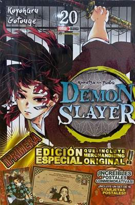 Demon Slayer: Kimetsu no Yaiba (Ediciones Especiales)