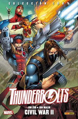 Thunderbolts (2017) (Rústica con solapas) #1