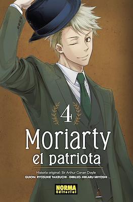 Moriarty el patriota (Rústica con sobrecubierta) #4