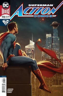 Action Comics Vol. 1 (1938-2011; 2016-... Variant Covers) (Comic Book) #998.1