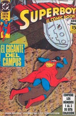 Superboy. El comic book