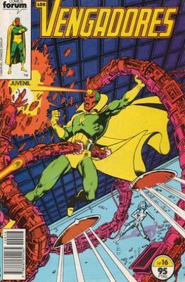 Los Vengadores Vol. 1 (1983-1994) (Grapa) #16