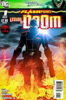 Flashpoint: Legion of Doom (Comic book) #1