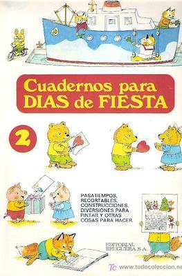 Cuadernos para dias de fiesta