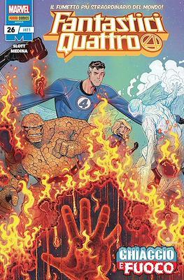 Fantastici Quattro #411