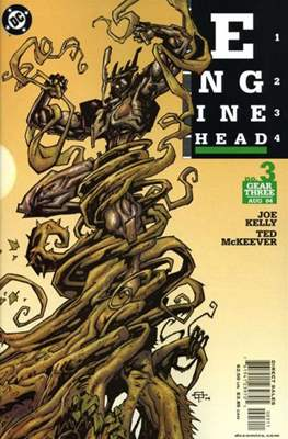 Enginehead (Comic Book) #3