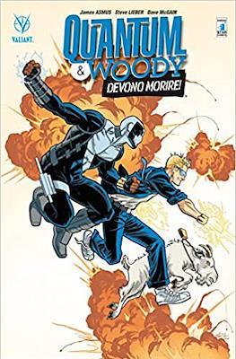 Quantum & Woody (Brossurato) #4