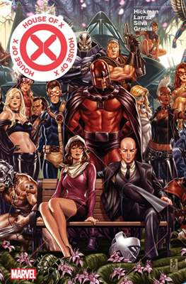 House of X / Powers of X - Marvel Deluxe (Portada Variante)
