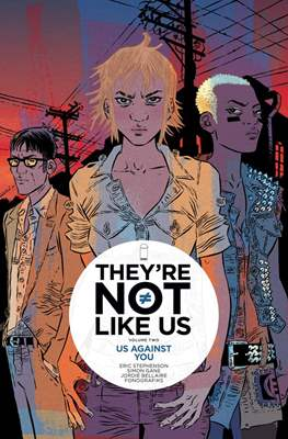 They're Not Like Us (Softcover) #2