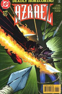 Azrael: Agent of the Bat (1995-2003) (Grapa) #43