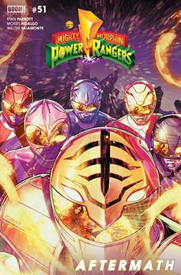 Mighty Morphin Power Rangers (Comic Book) #51