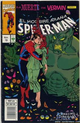 Spider-Man Vol. 1 (1995-1996) (Grapa) #19