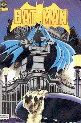 Batman (1984-1985) (Grapa) #20