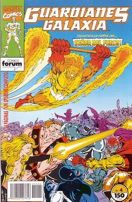 Guardianes de la Galaxia (1993-1994) #4