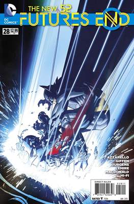 The New 52: Futures End (Comic-Book) #28