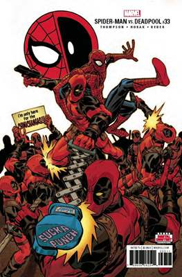 Spider-Man / Deadpool (Comic Book) #33