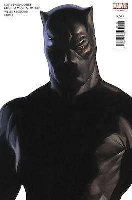 Colección Portadas Exclusivas Marvel Alex Ross (Grapa) #4