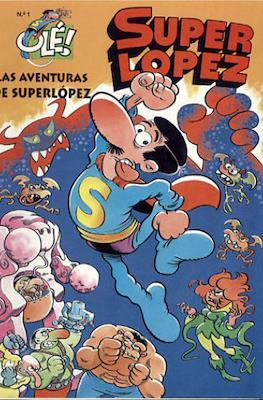 Super López. Olé!