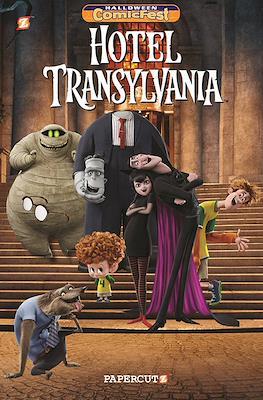 Hotel Transylvania. Halloween ComicFest 2017