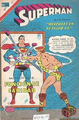 Supermán #5