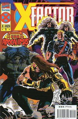 X-Factor Vol. 1 (1995-1996). La Era de Apocalipsis