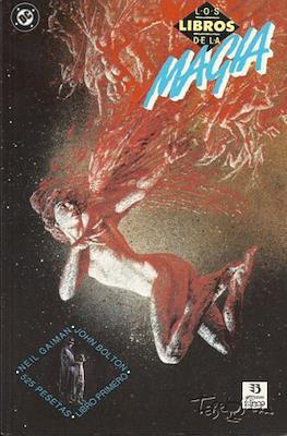 Los libros de la magia (Rústica, 48 páginas (1991-1992)) #1