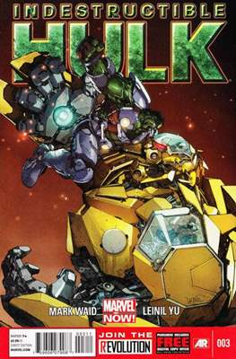 Indestructible Hulk (Comic Book) #3