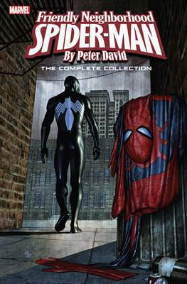 Friendly Neighborhood Spider-Man by Peter David - The Complete Collection