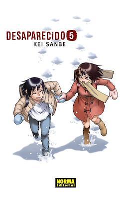 Desaparecido (Rústica con sobrecubierta) #5